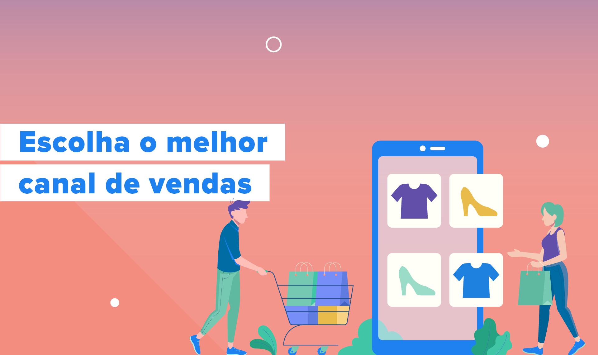Blog de e-commerce | Comece e potencialize a sua loja online.