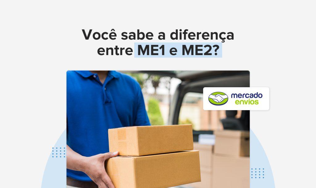 Diferença entre ME1 e ME2